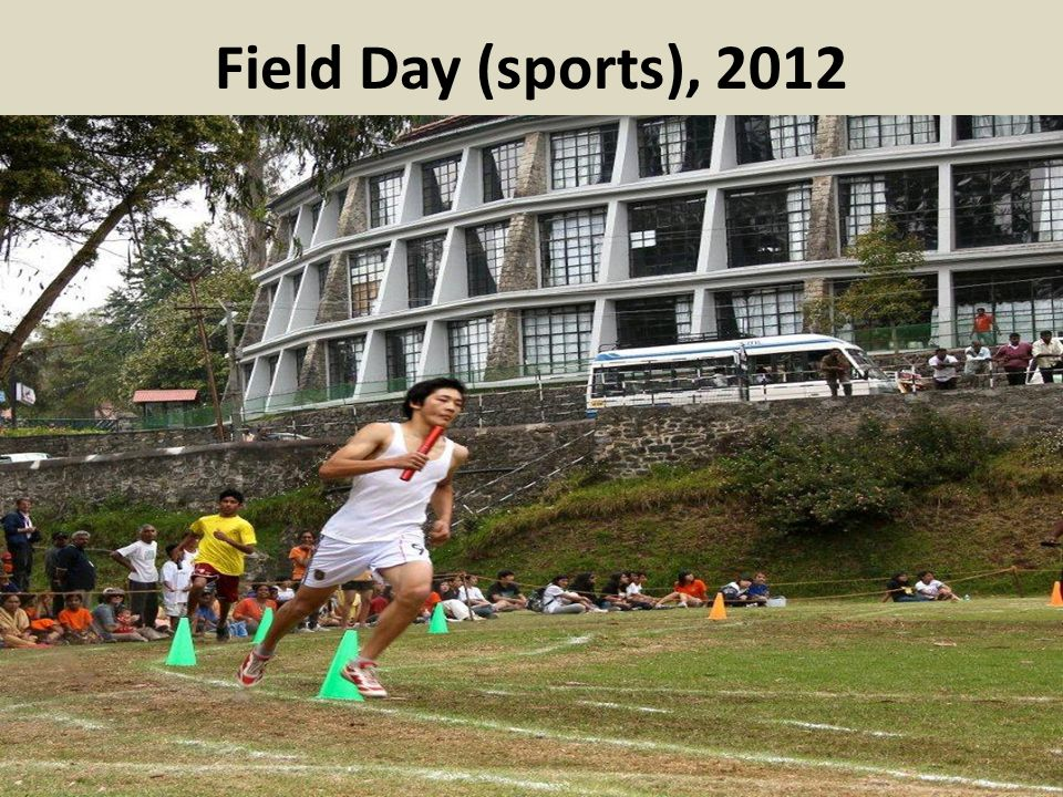 Field Day (sports), 2012