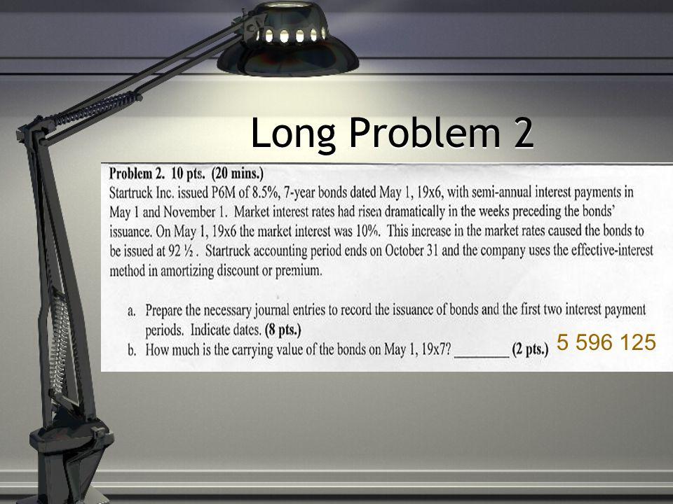Long Problem 2 5 596 125