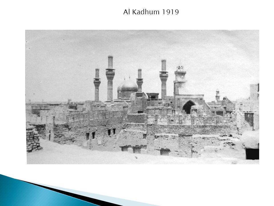 Al Kadhum 1919