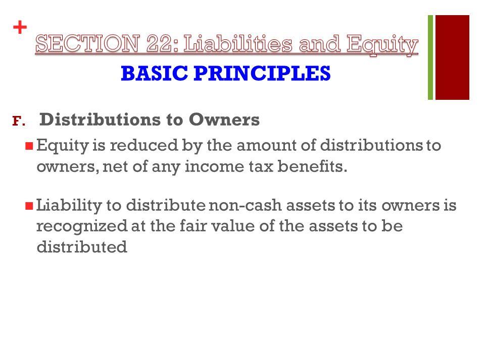 + BASIC PRINCIPLES F.
