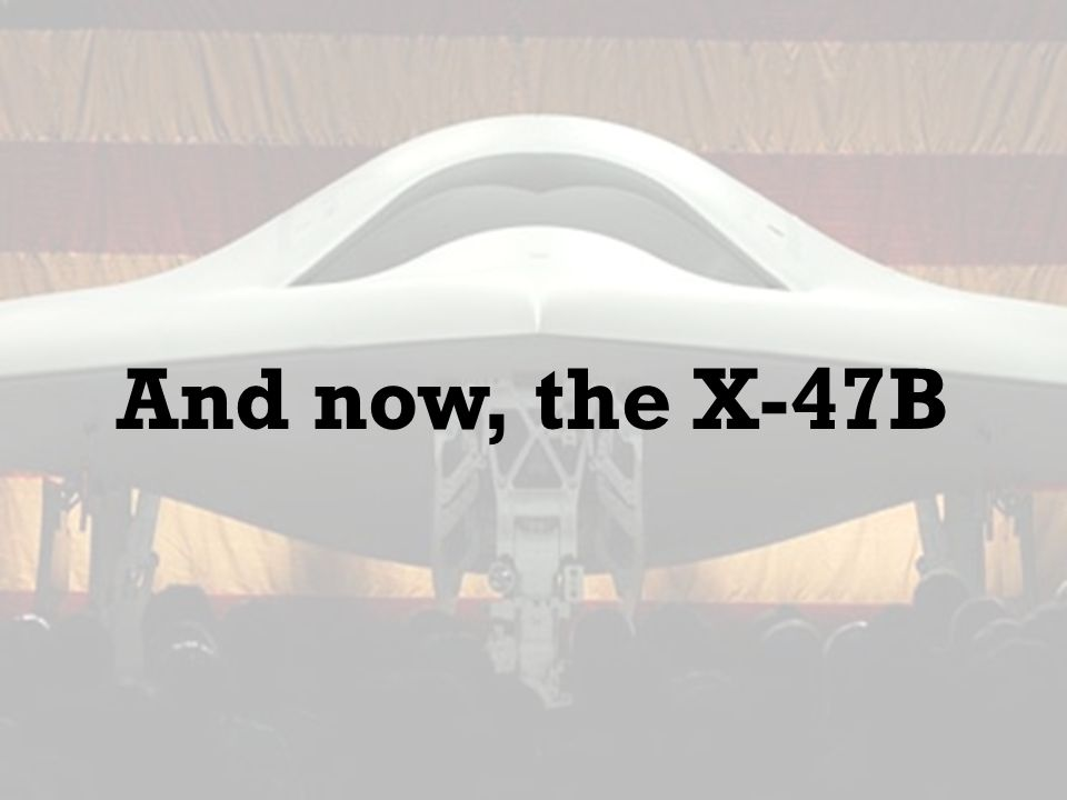 Northrop Grumman states that the X-47B, now completed, will enter ground and flight tests in the autumn of 2009.