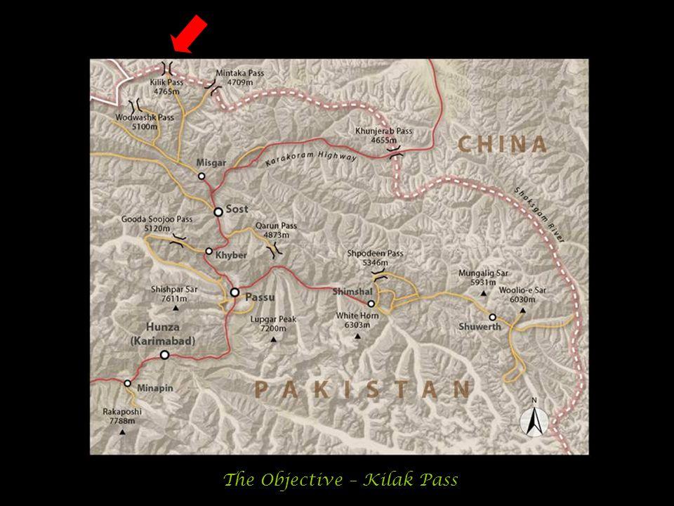 The Objective – Kilak Pass