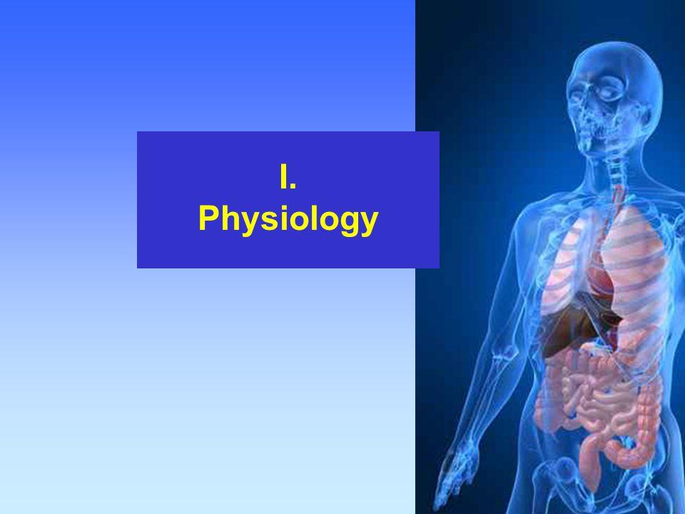 I. Physiology