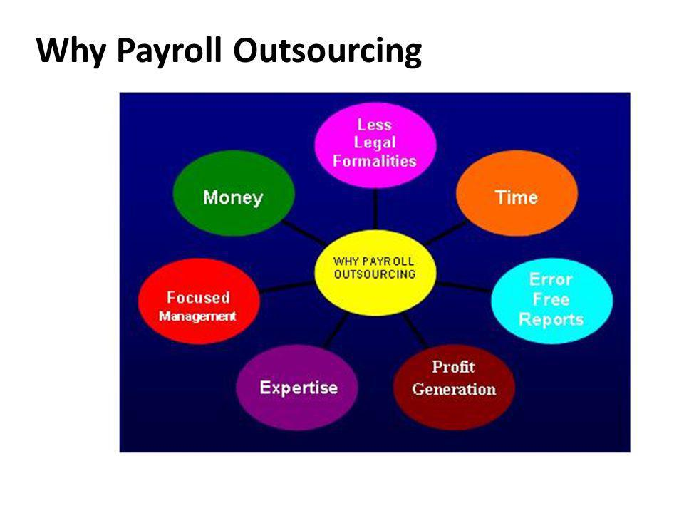 Why Payroll Outsourcing