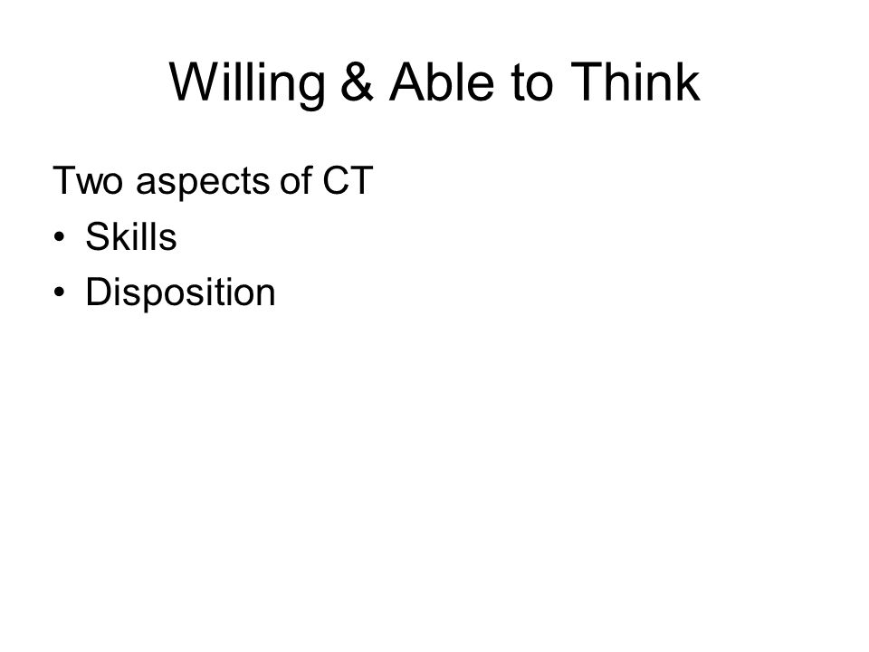 Core Critical Thinking Skills Interact Interpretation Self Regulation Analysis Inference Evaluation Explanation