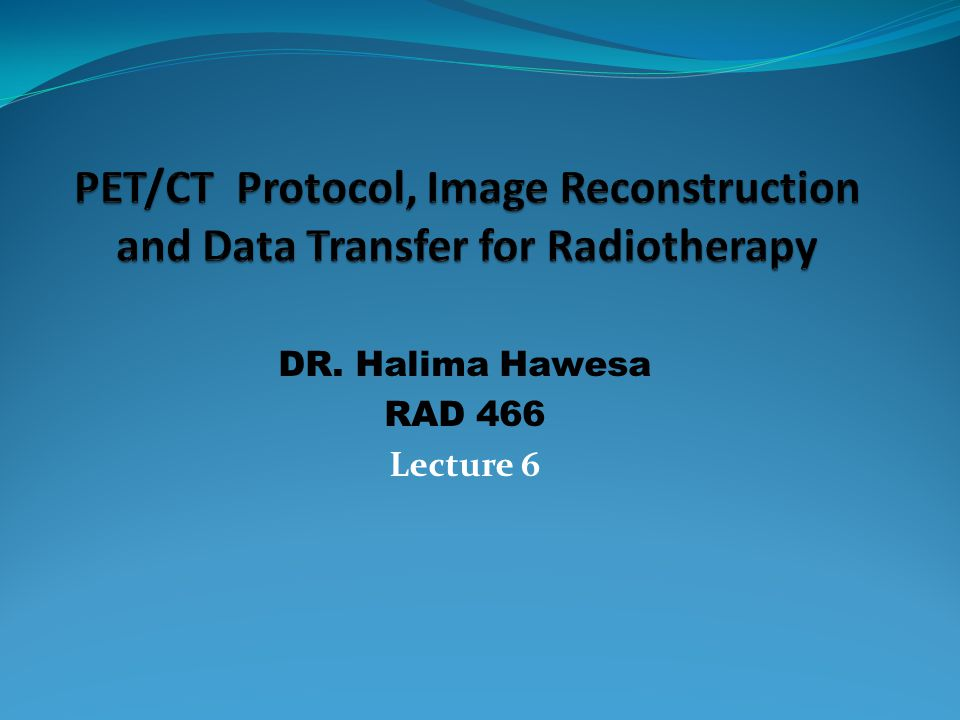 Sources of Artifacts in Standard PET/CT Imaging -consequences and solutions-