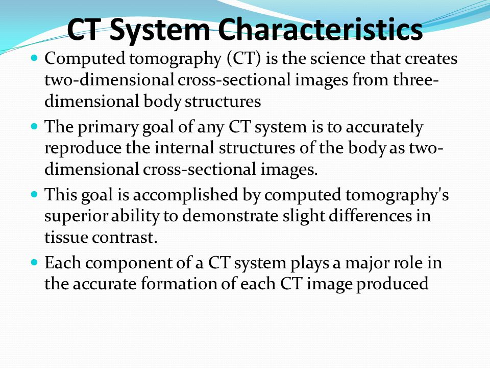 PET/CT Acquisition and Processing Parameters Standard PET/CT imaging protocol Most PET/CT imaging protocols today involve so-called wholebody FDG-PET and CT examinations covering the same co-axial imaging range The use of intravenous contrast medium in PET/CT optimizes the patient's imaging work-up, characterizes lesions and highlights lesions in some situations.