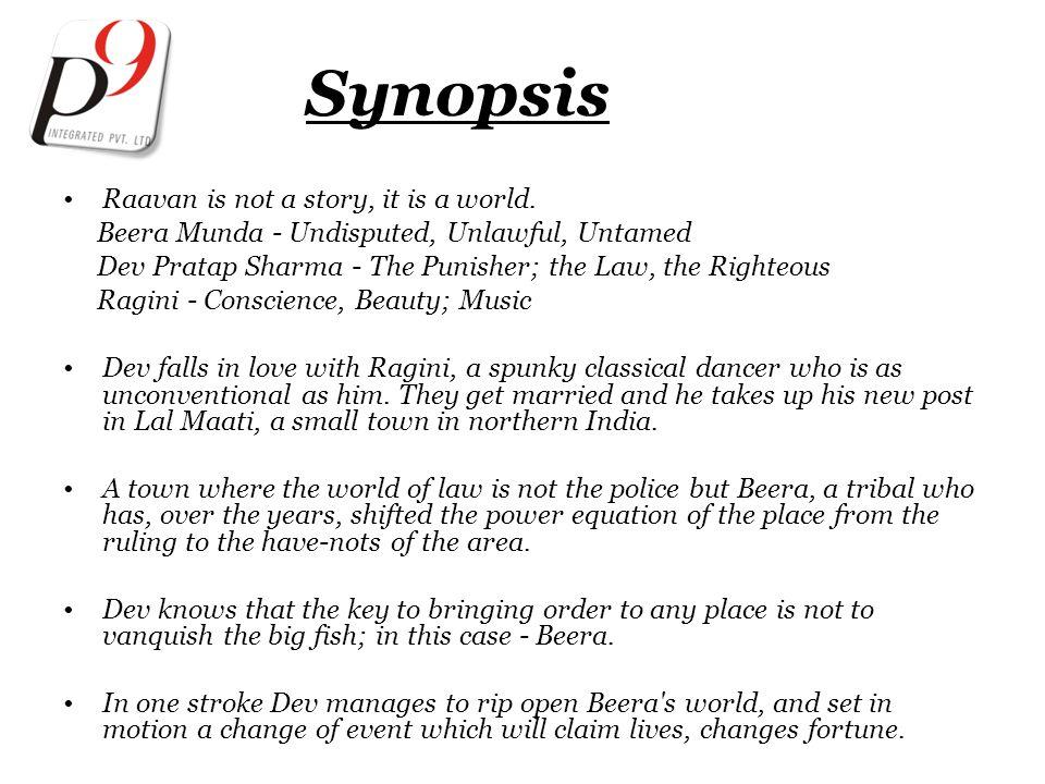 Raavan is not a story, it is a world.