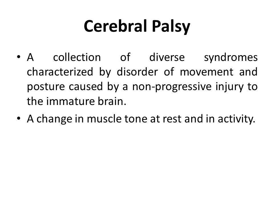 b.Choreiform c. Ballistic d. Ataxic - Rare - Mimic cerebellar dysfunction 3.