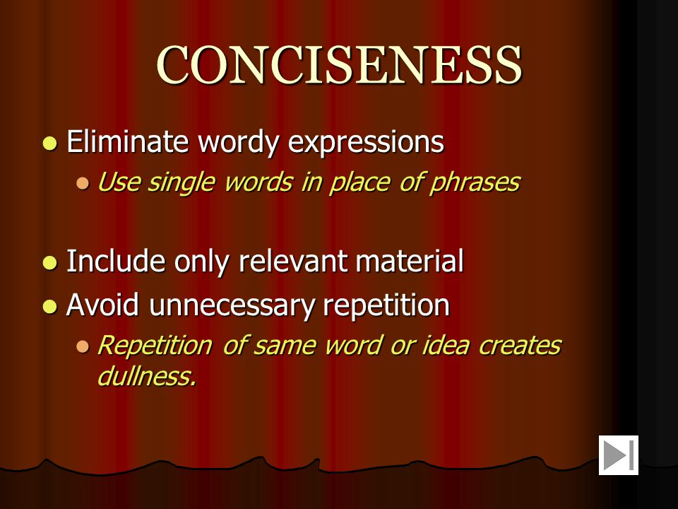 EXAMPLES OF COURTESY Clearly, you did not read my latest fax Clearly, you did not read my latest fax Sometimes my wording is not precise; let me try again Sometimes my wording is not precise; let me try again Stupid letter; I cant understand any of it Stupid letter; I cant understand any of it It's my understanding.