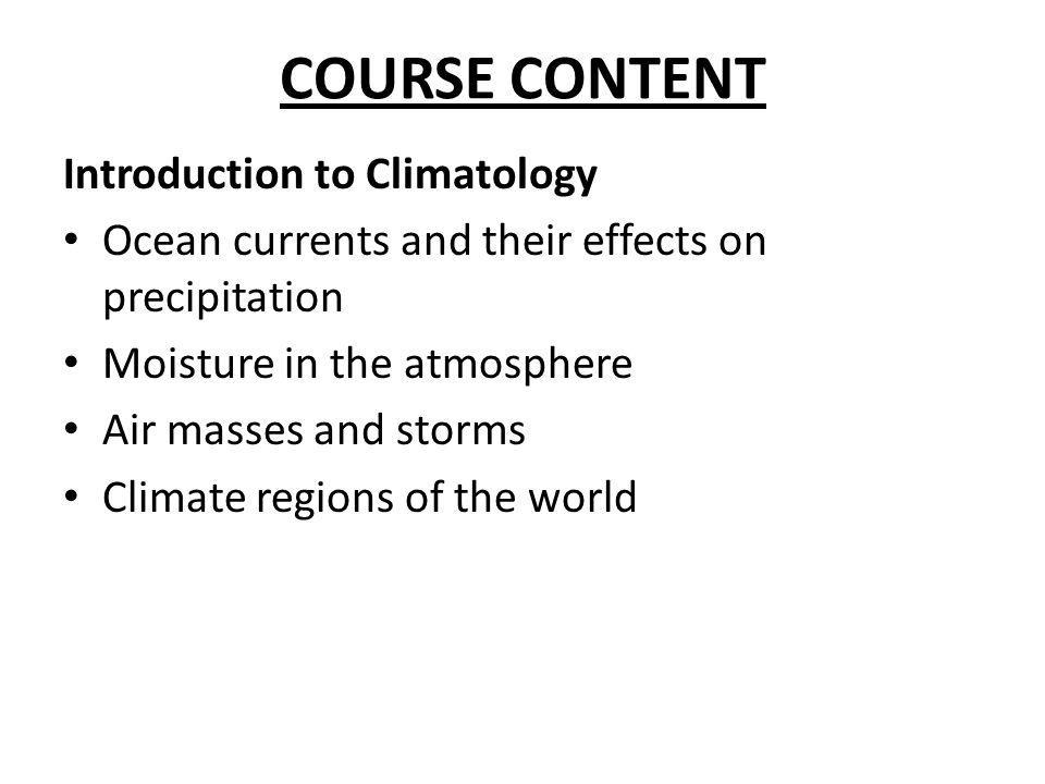 ECONOMICS AND POLICY ON CLIMATE CHANGE ADAPTATIONS A.Economics in the study of climate change impacts on agriculture Biophysical studies on climate change impacts alone on agriculture are not adequate because: they do not give data on supply and demand and their likely effects on prices of agricultural commodities.