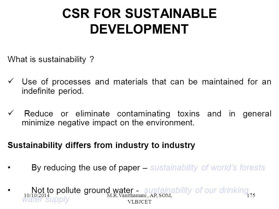 10/10/2014M.R.Vanithamani, AP, SOM, VLBJCET 174 Keep stakeholders in a satisfied manner.