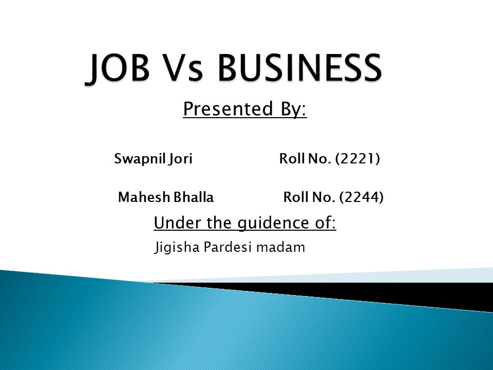 Presented By: Under the guidence of: Jigisha Pardesi madam Swapnil Jori Roll No.