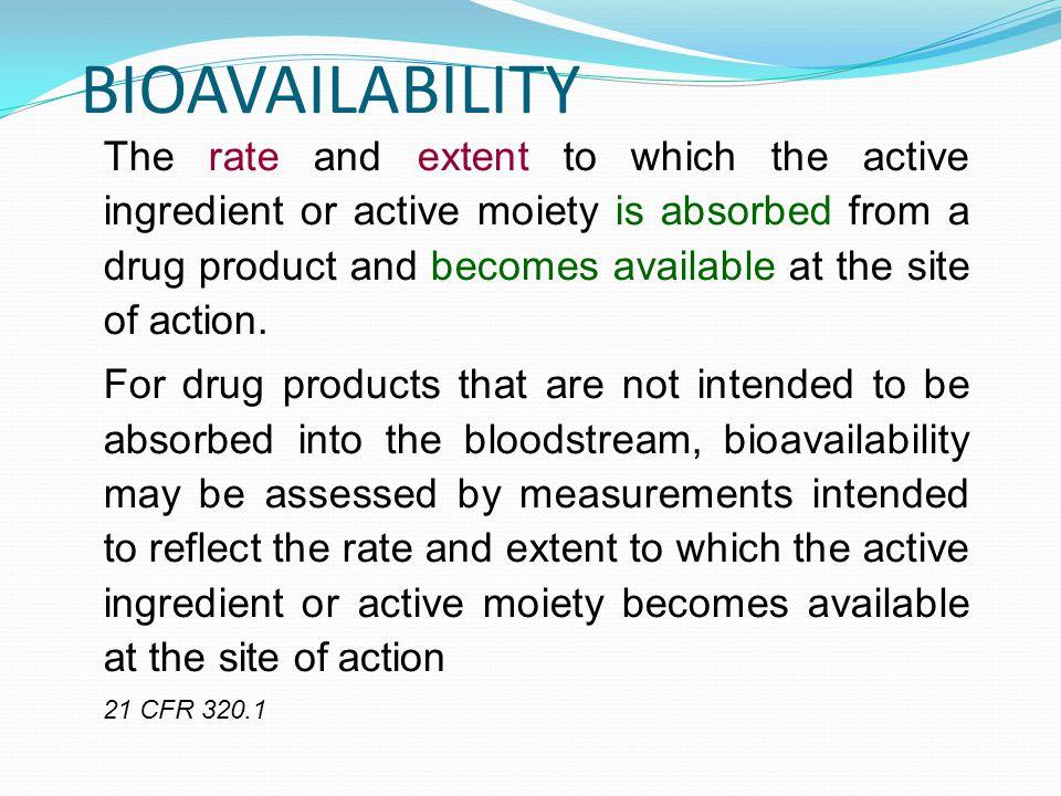 EXAMPLES Levothyroxine, Insulin Inherent Levels Fexofenadine, Momentasone Pharmakodyamic Celiprolol.HCl Non linear kinetics Salbutamol, Paracetamol Rapid absorption Bisoprolol, AmlodipineLong half life Warfarin, TheophyllineNarrow range EXAMPLESCATEGORY