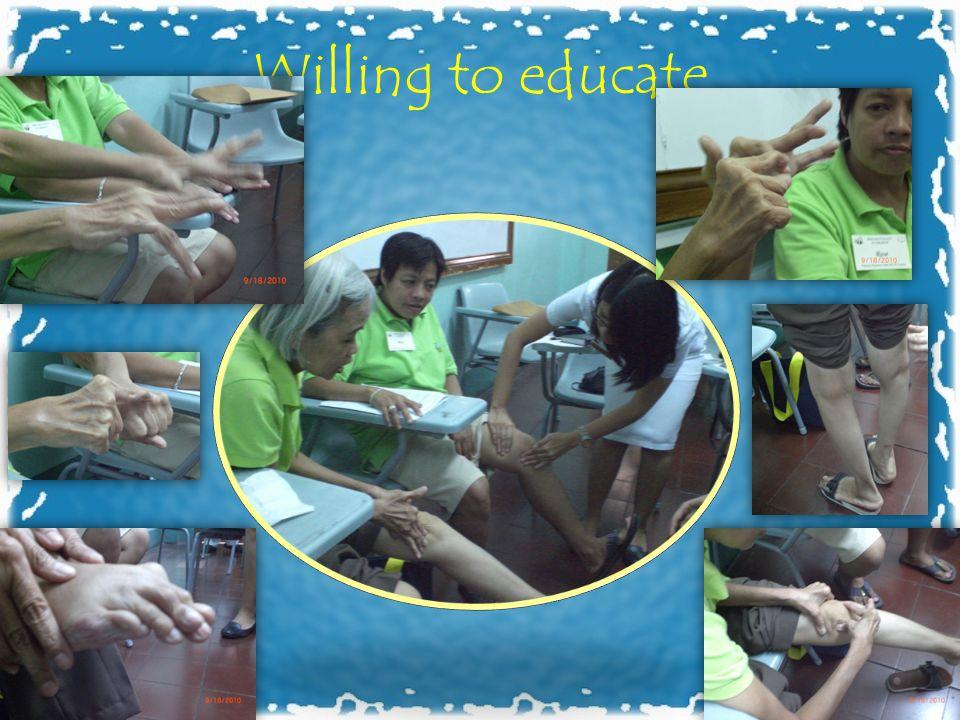Patients, our best teachers