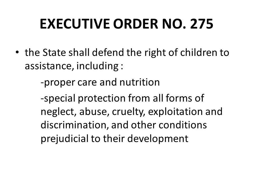 Special Committee for Children 1.The Secretary of Justice C Chairman 2.