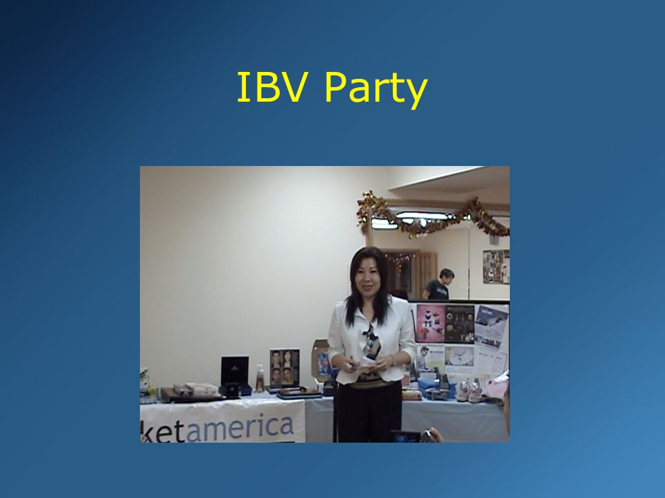 IBV Party