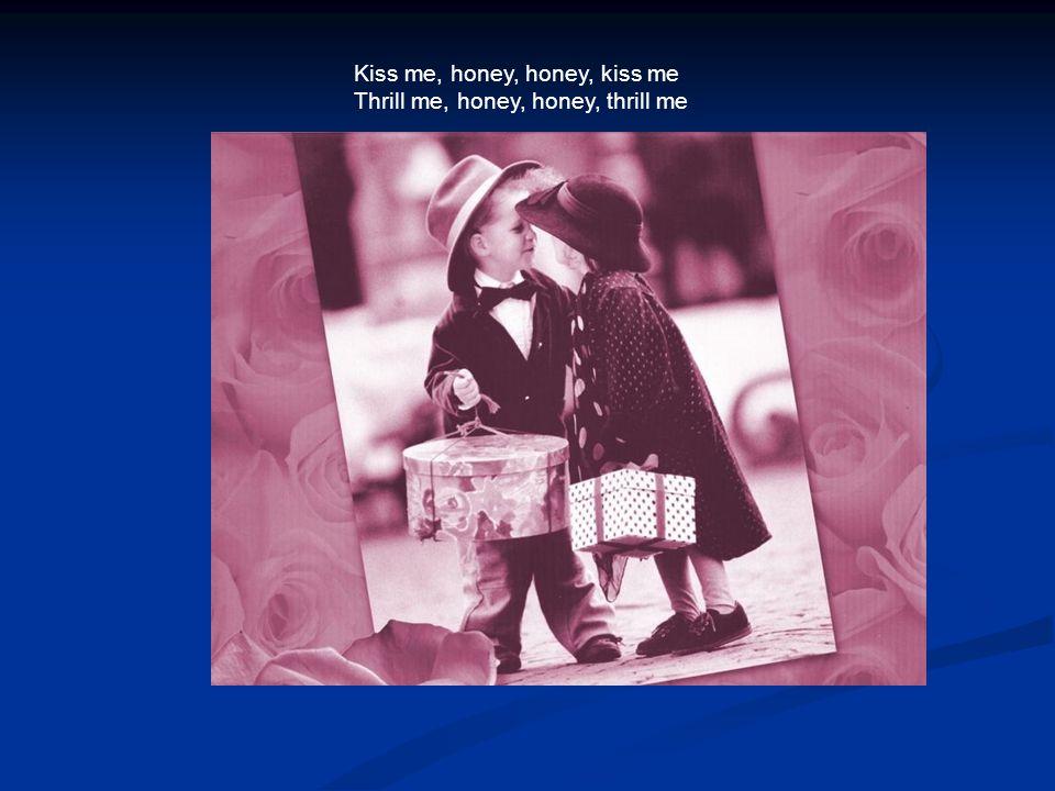 NQ-TP Shirley Bassey Kiss Me Honey Honey