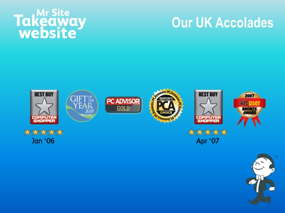 Our UK Accolades