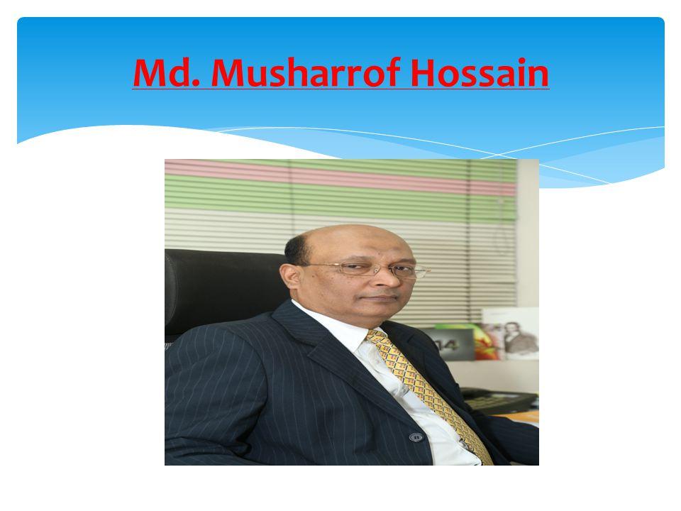 Md. Musharrof Hossain