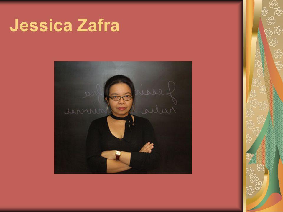 Jessica Zafra