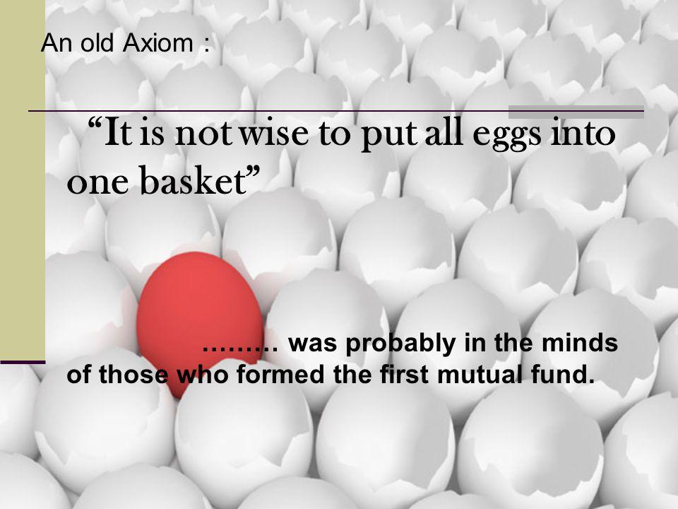 Mutual Funds Prove Best.