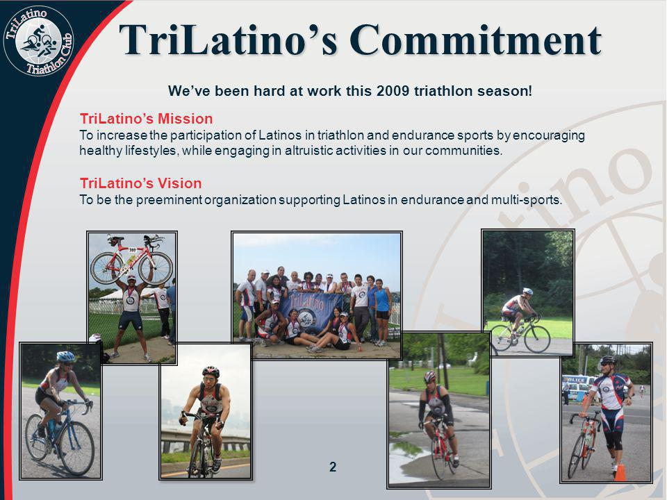 Why should TOGA sponsor TriLatino.