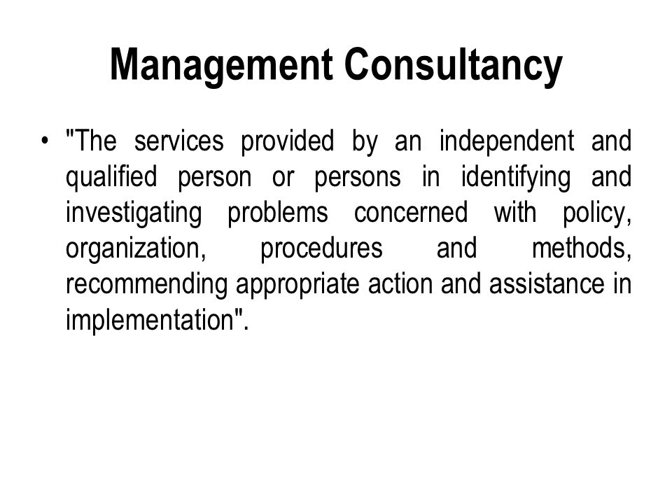 The Genesis Roots are in Management Consultancy Emergence from two concept based issues: 1.Total Quality Management & Business Ethics and Corporate Go