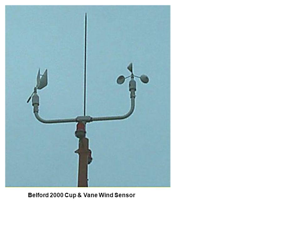 Belford 2000 Cup & Vane Wind Sensor