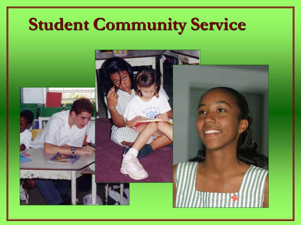 Student Community Service