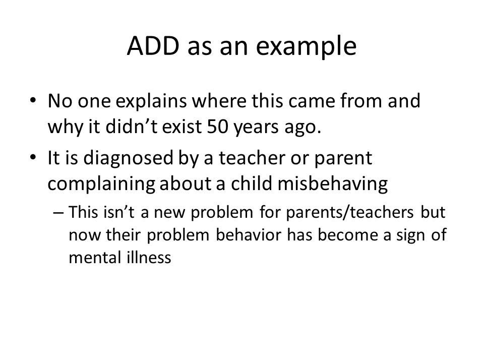 Behaviors not mental illness Everyone struggles with problems as they go through life.