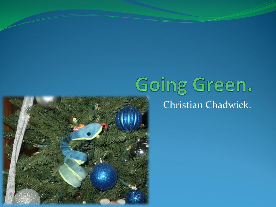 Christian Chadwick.