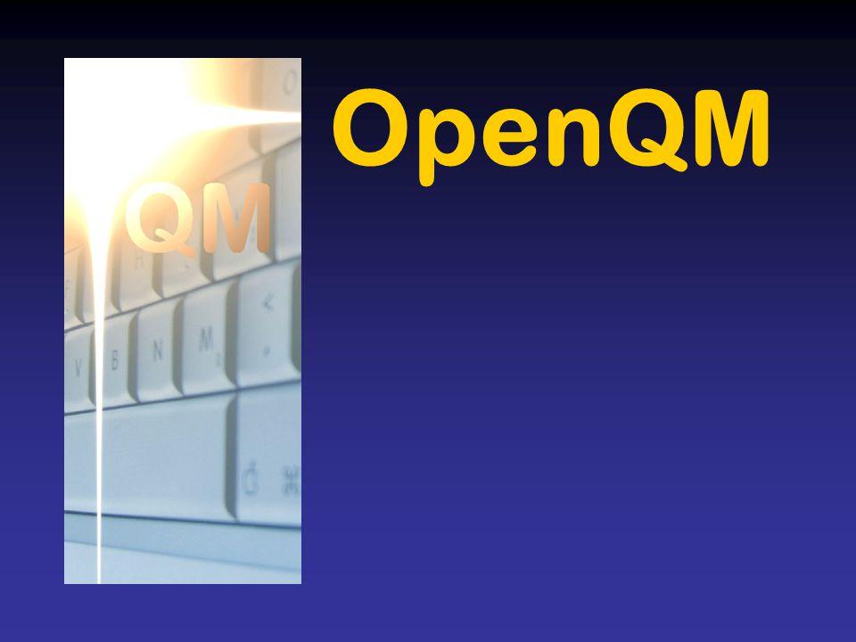 OpenQM
