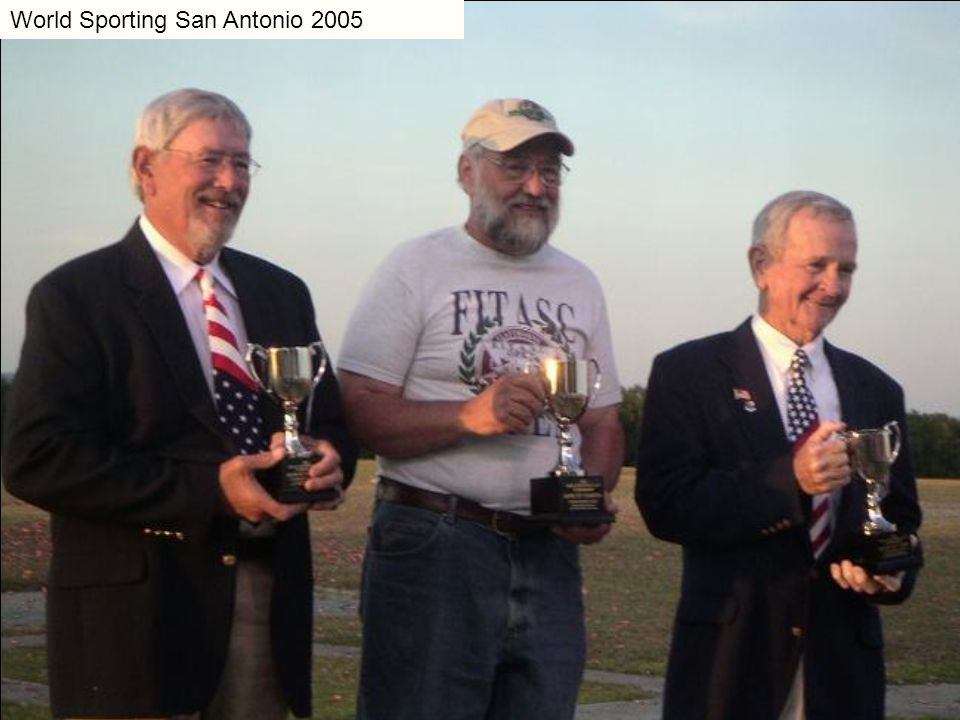 World Sporting San Antonio 2005