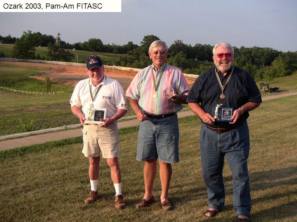 Ozark 2003, Pam-Am FITASC