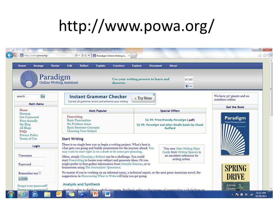 http://www.powa.org/