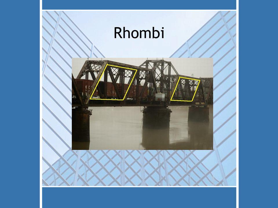 Rhombi