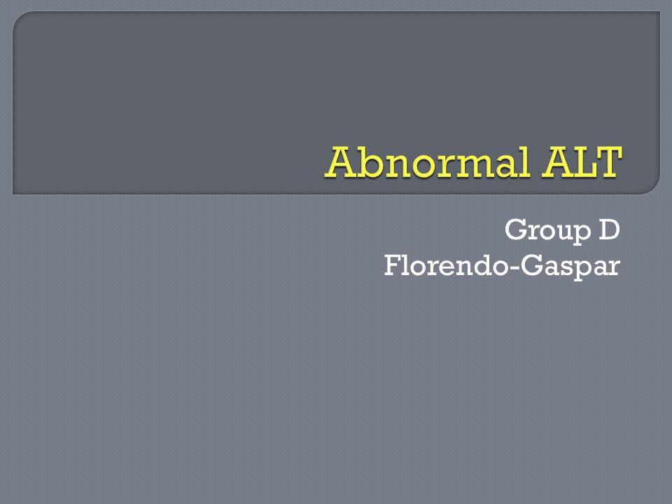 Group D Florendo-Gaspar