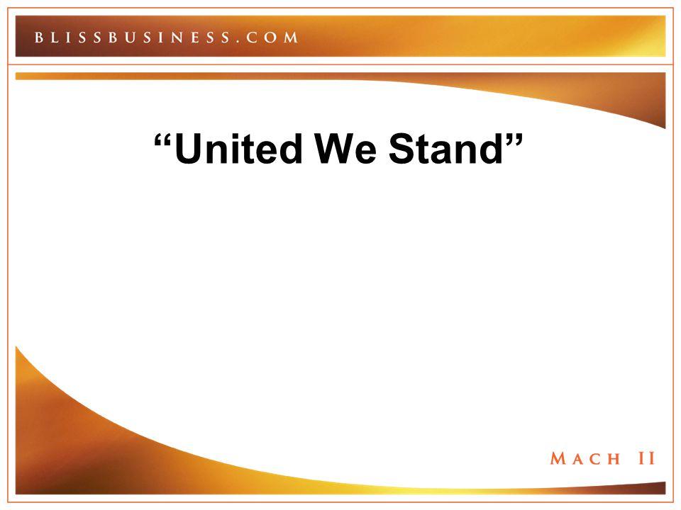 """United We Stand"""