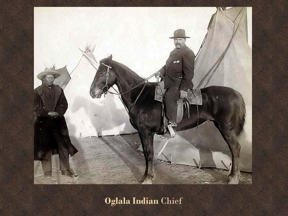 Lakota Indian Chiefs
