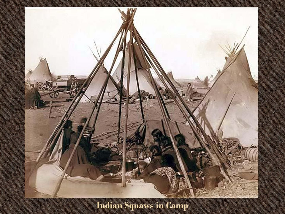 Soldiers with Indian Scouts and Artillery