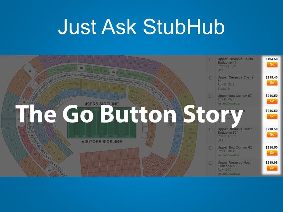 Just Ask StubHub