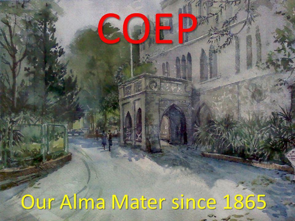 COEP `80 `84 We Re Co 19 th December 2009 6.00 PM onwards 4.00 PM onwards