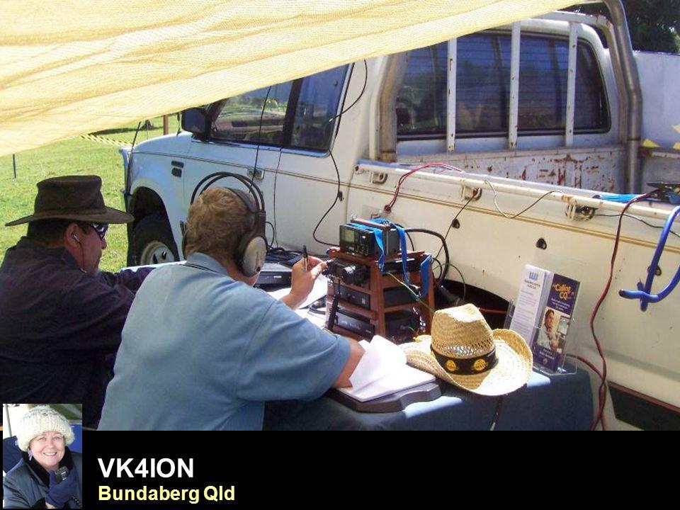 VK4ION Bundaberg Qld