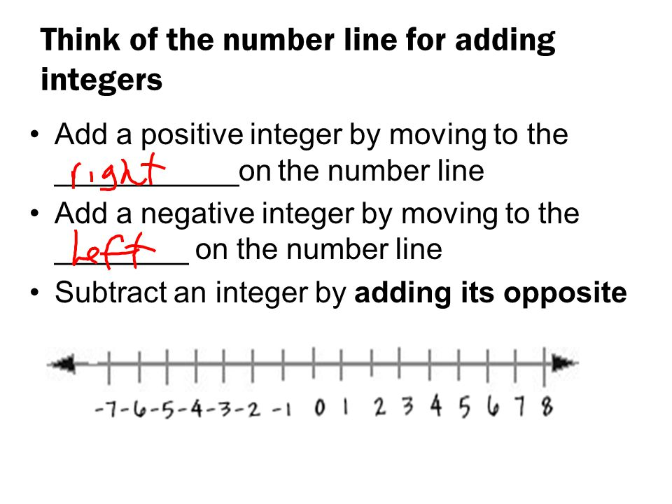 1)To add integers having the ___________sign, _________ the absolute value of each number.