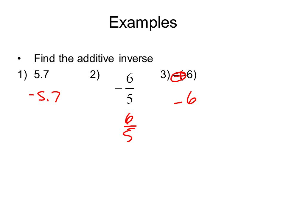 Add or Subtract ( For HW you must show finding common denominator for all fractions) 4)-10 + -15 (SAK or DSL?) 5) -3 – 8 (change then SAK or DSL) 6) (-5) + 4 +(-12) + 13 (Hint: Combine + and – first)