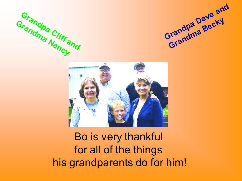 Grandma Dot Grandpa Coleman Zariah's Grandparents