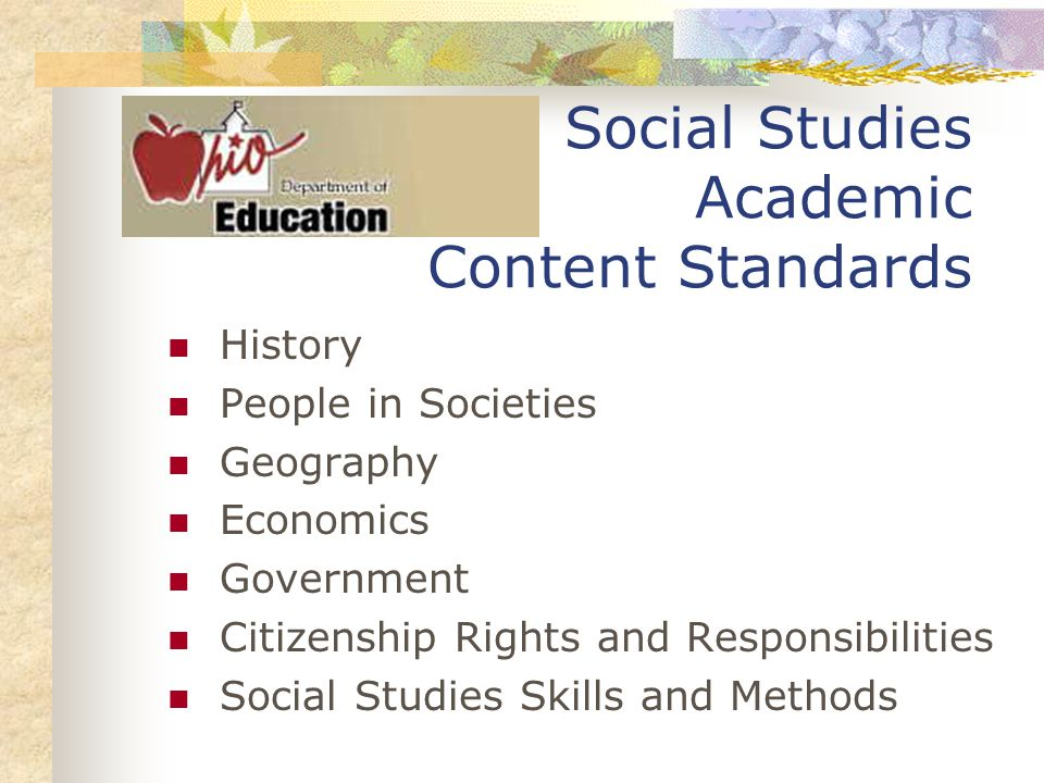 Sample Lessons and Activities using the Environment in Social Studies: Social Studies Skills and Methods