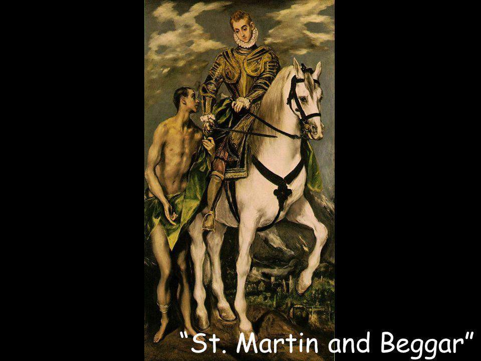 St. Martin and Beggar