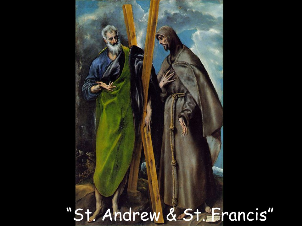 """St. Andrew & St. Francis"""